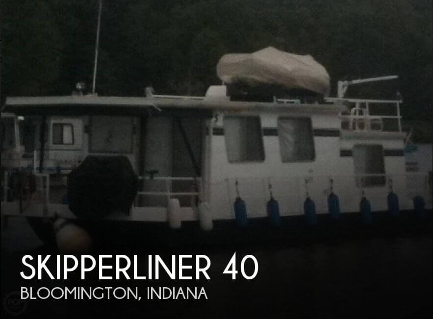 Used Skipperliner Boats For Sale by owner | 1977 Skipperliner 40