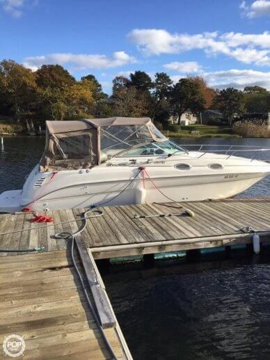 Sea Ray 260 Sundancer, 26', for sale - $13,000