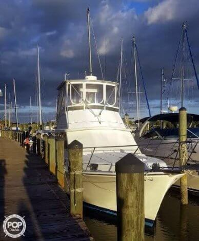 Cape Dory Offshore 36 Flybridge Cruiser, 36, for sale - $40,000