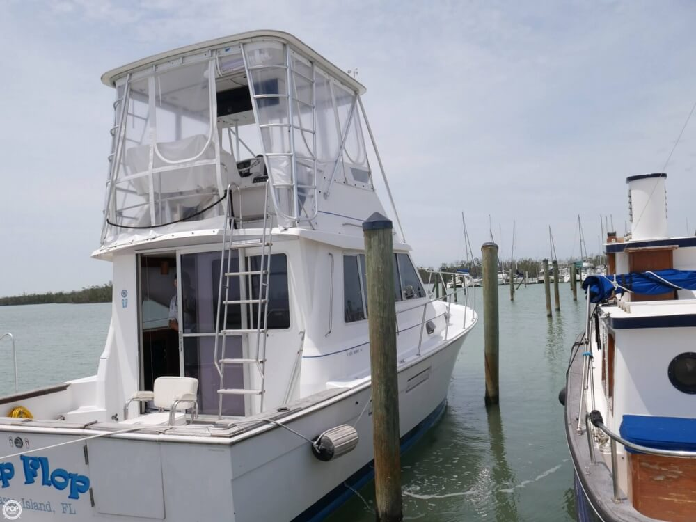 1988 Cape Dory boat for sale, model of the boat is Offshore 36 Flybridge Cruiser & Image # 12 of 40