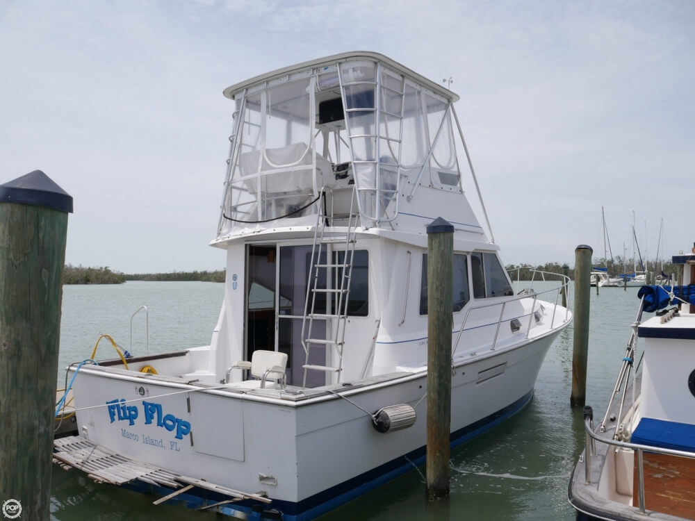 1988 Cape Dory boat for sale, model of the boat is Offshore 36 Flybridge Cruiser & Image # 13 of 40
