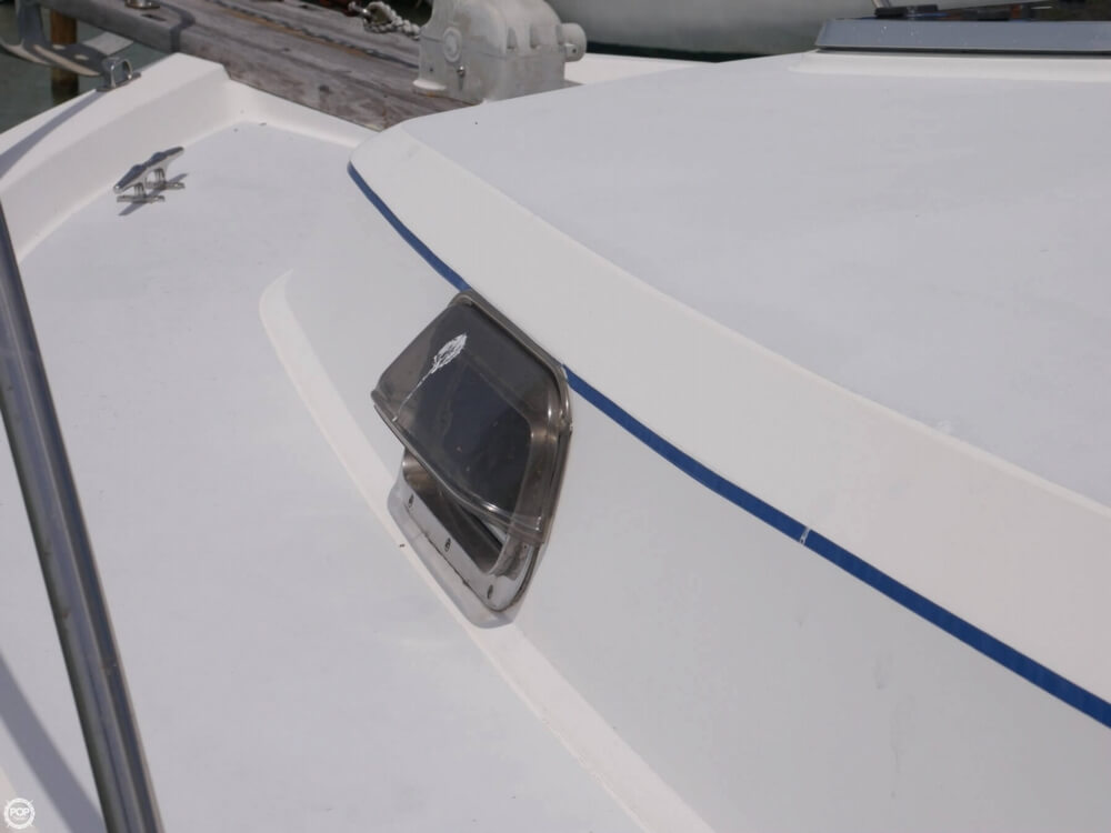 1988 Cape Dory boat for sale, model of the boat is Offshore 36 Flybridge Cruiser & Image # 17 of 40