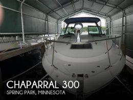 2000 Chaparral 300 Signature