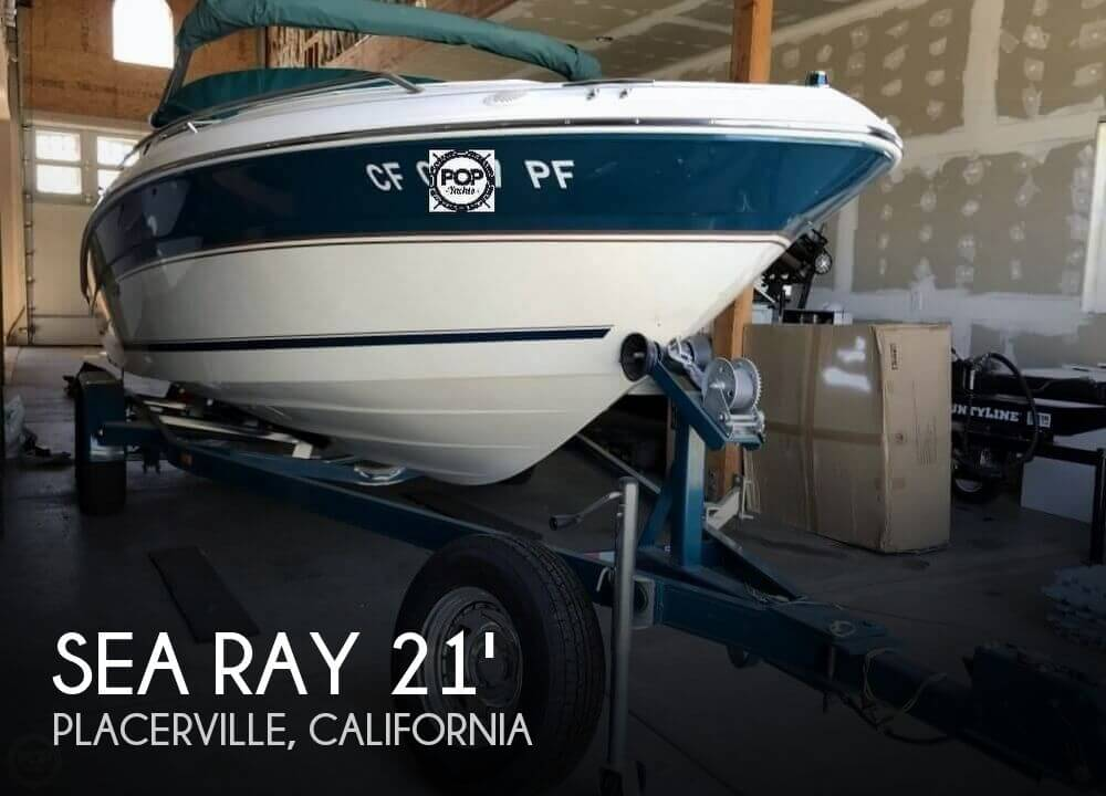 Used Boats For Sale in Reno, Nevada by owner | 1998 Sea Ray 21