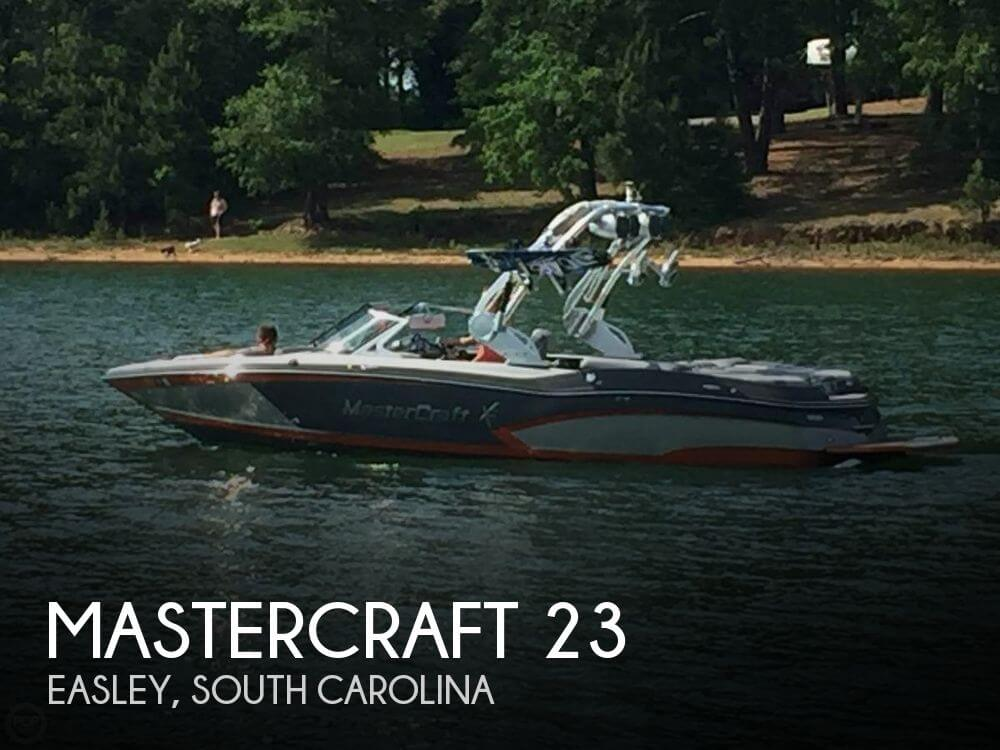 Used Mastercraft Ski Boats For Sale in South Carolina by owner | 2016 Mastercraft 23
