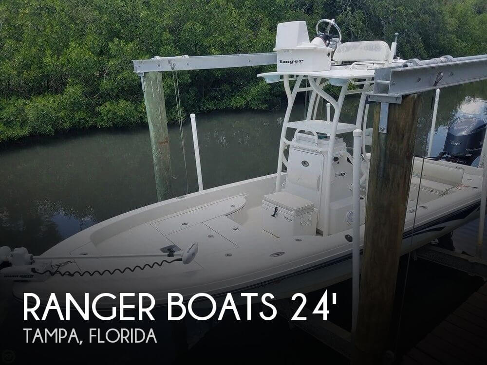 Used Ranger Boats For Sale by owner   2014 Ranger Boats 2410 Bay