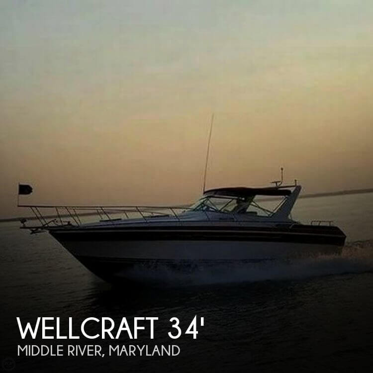 Used Wellcraft Boats For Sale in Lancaster, Pennsylvania by owner | 1987 Wellcraft 37