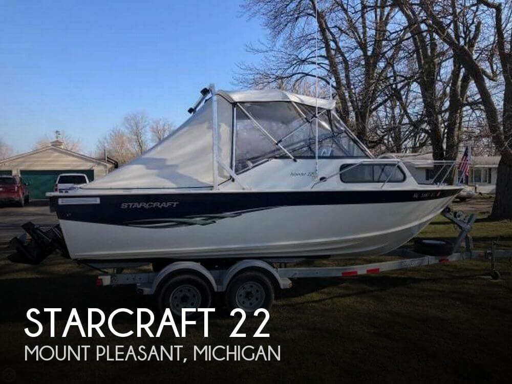 Used Starcraft Boats For Sale in Michigan by owner | 2004 Starcraft 22