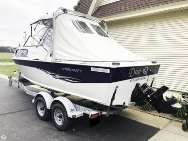 Starcraft Islander 221, 22', for sale - $21,500