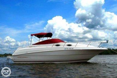 Monterey 262 Cruiser, 28', for sale - $31,200