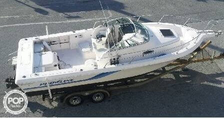 1994 Pro-Line boat for sale, model of the boat is 231 & Image # 3 of 40