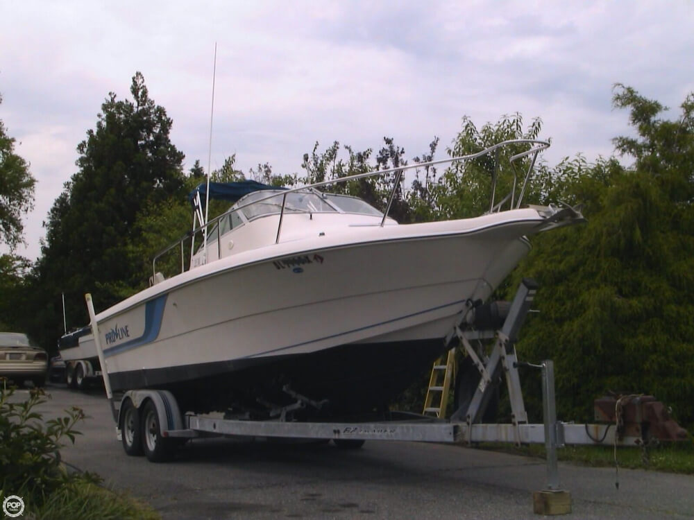 1994 Pro-Line boat for sale, model of the boat is 231 & Image # 6 of 40