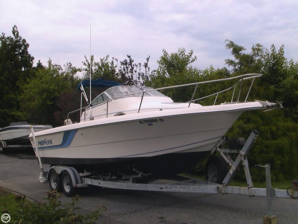 1994 Pro-Line boat for sale, model of the boat is 231 & Image # 9 of 40