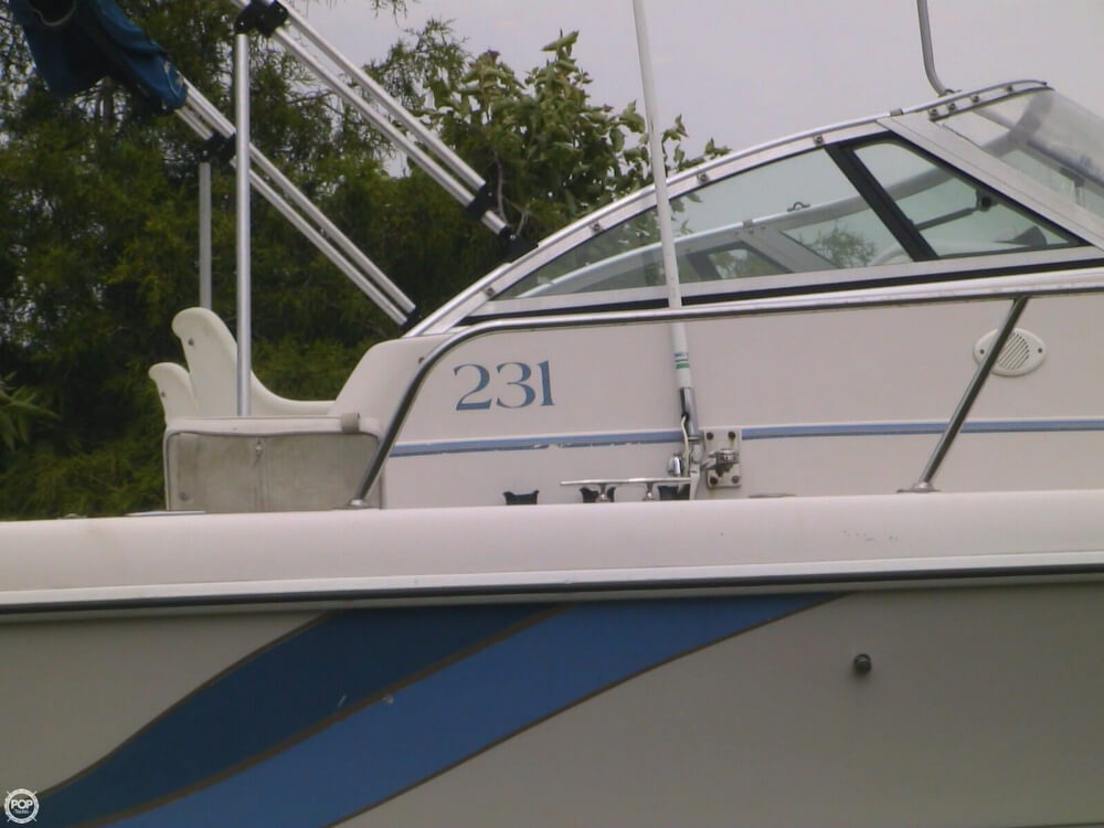 1994 Pro-Line boat for sale, model of the boat is 231 & Image # 10 of 40