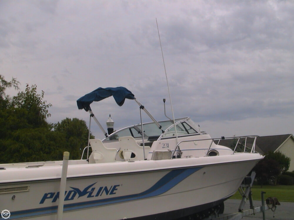 1994 Pro-Line boat for sale, model of the boat is 231 & Image # 11 of 40