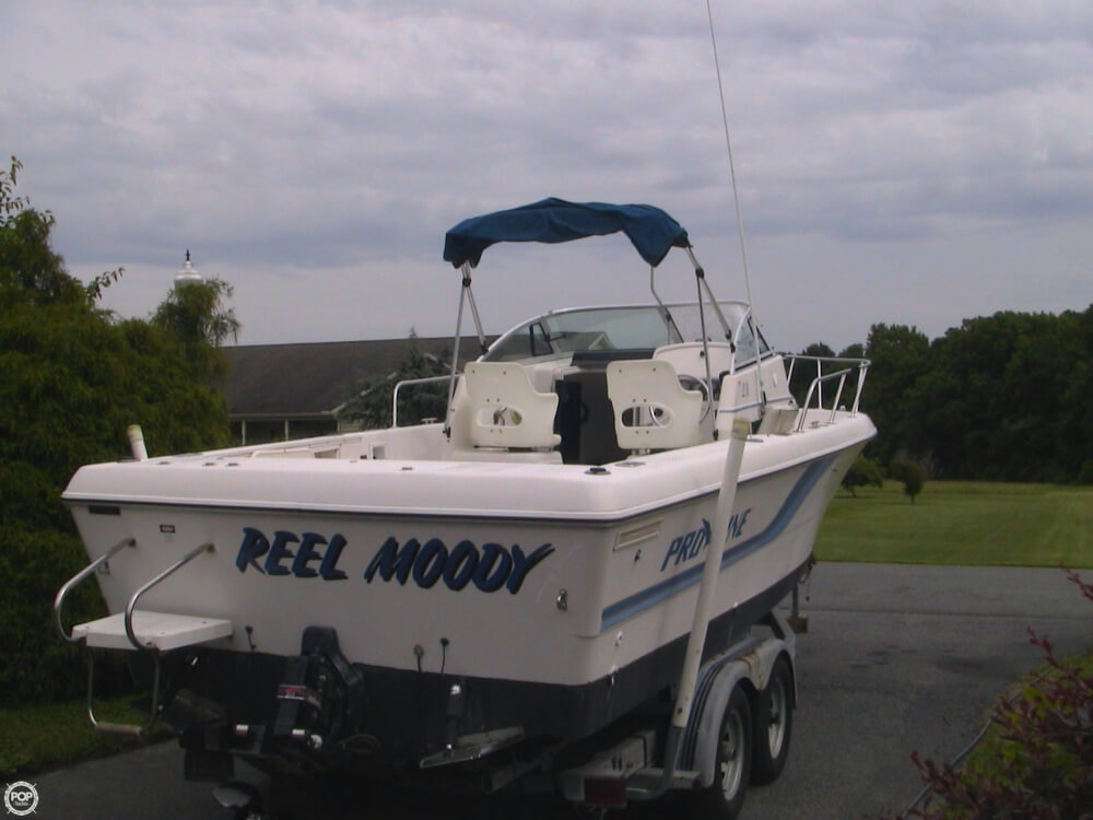 1994 Pro-Line boat for sale, model of the boat is 231 & Image # 12 of 40