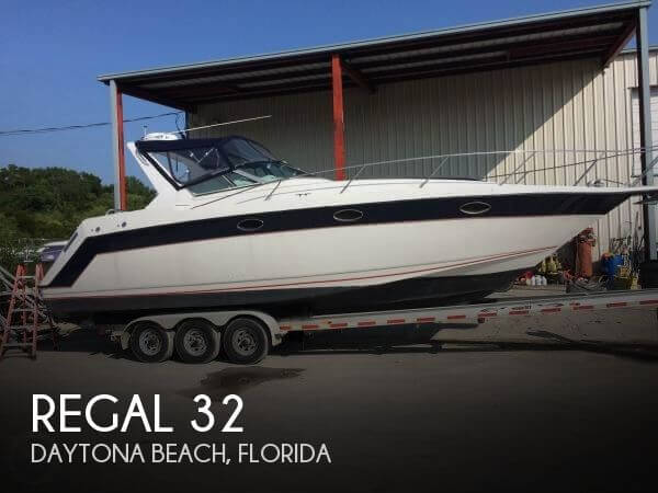 Used Regal 32 Boats For Sale by owner | 1990 Regal 32