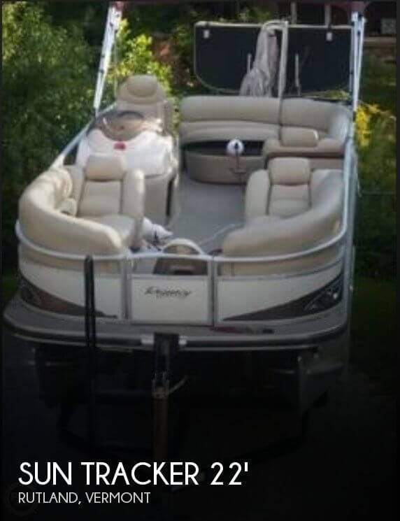 Used SunTracker Pontoon Boats For Sale by owner | 2009 Sun Tracker 22