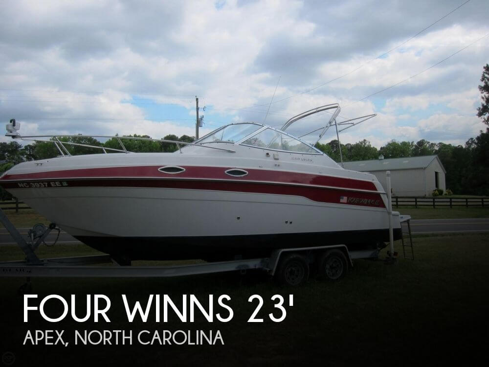Used Four Winns 23 Boats For Sale by owner | 1996 Four Winns 23