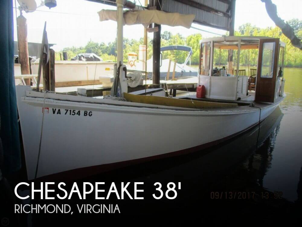 Used Chesapeake Boats For Sale by owner | 1957 Chesapeake 38