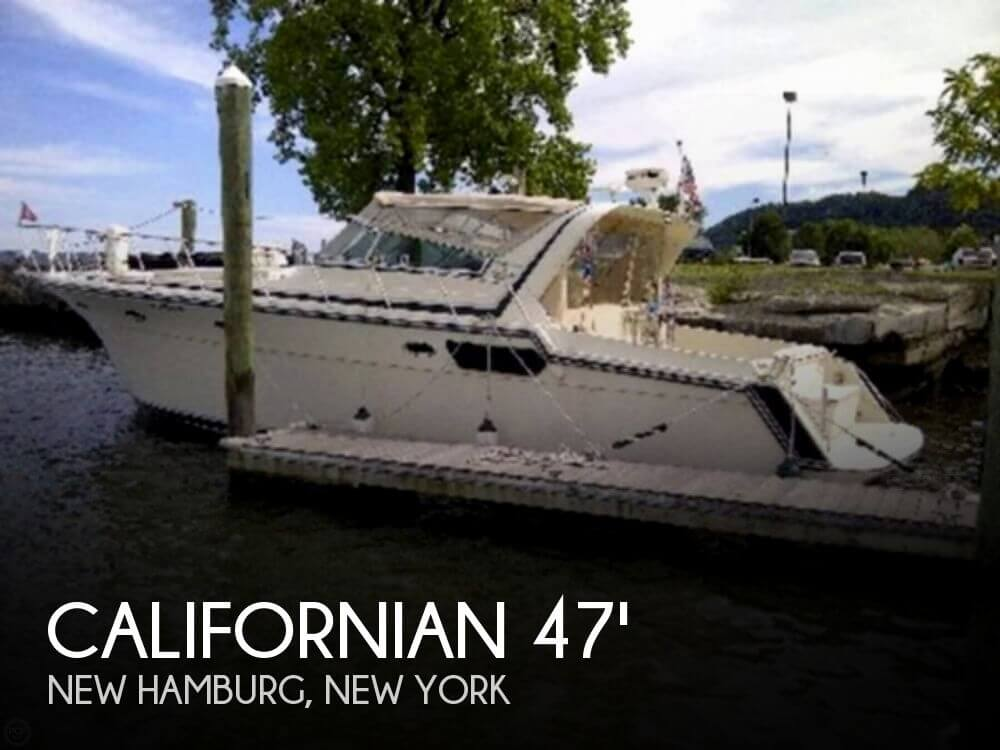 Used Californian Boats For Sale by owner | 1989 Californian 47