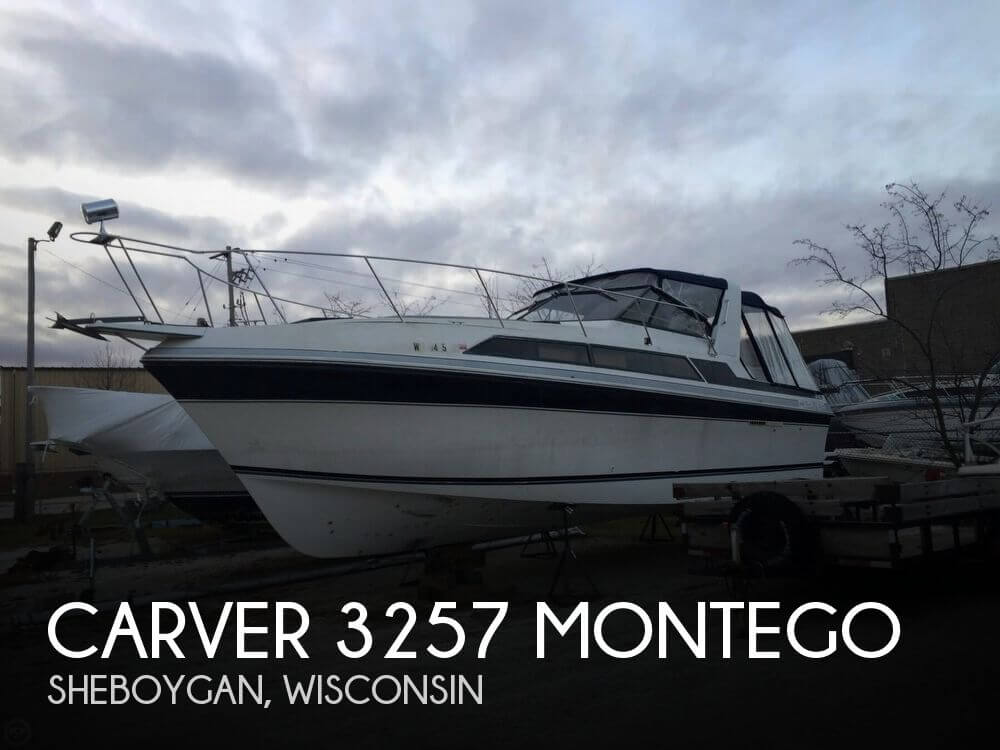 Used Carver 32 Boats For Sale by owner | 1987 Carver 32