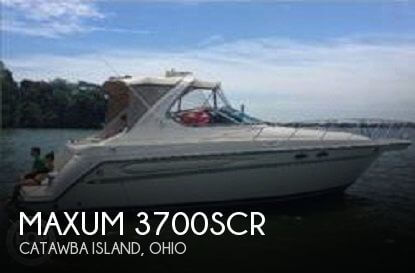 Used Maxum Boats For Sale by owner | 1998 Maxum 39