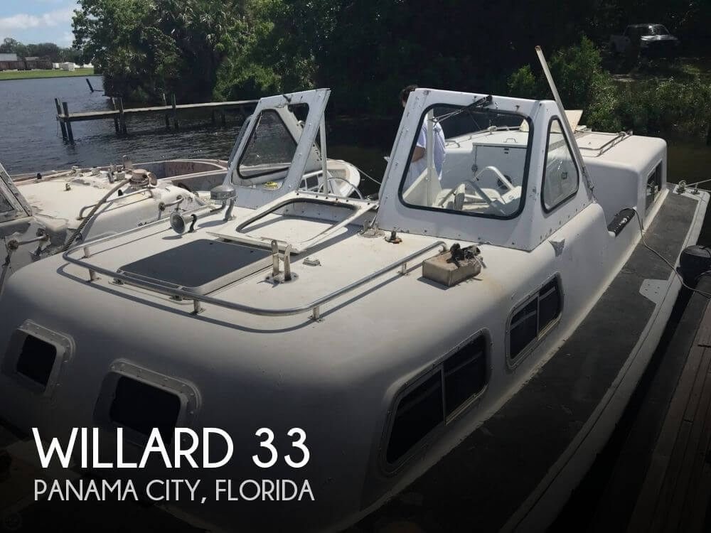 Used Willard Boats For Sale by owner | 1987 Willard 33