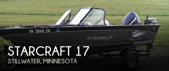 Used Starcraft Boats For Sale by owner   2013 Starcraft 17