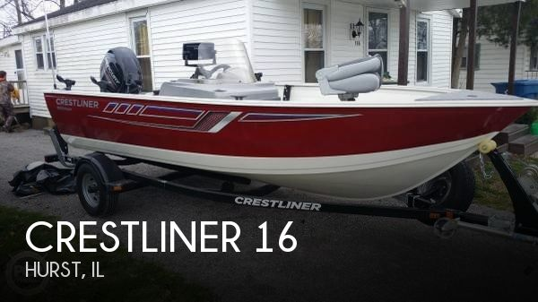 Used Crest Boats For Sale by owner | 2016 Crestliner 16