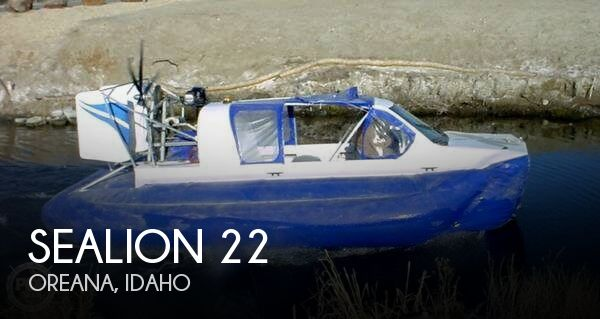 Used Boats For Sale in Boise, Idaho by owner | 2006 Sealion 22