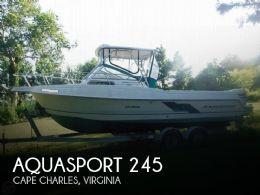 1996 Aquasport 245