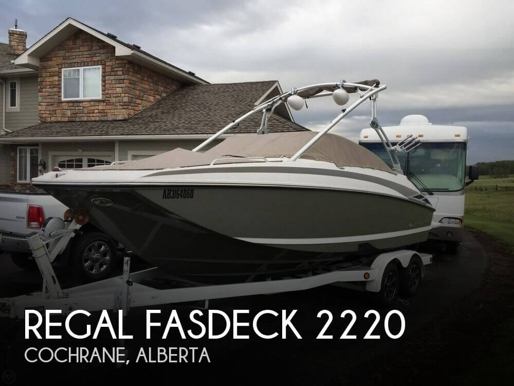 Used Regal 22 Boats For Sale by owner | 2011 Regal 22