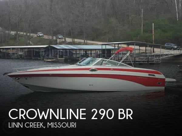 Used Crownline Boats For Sale by owner | 2006 Crownline 29