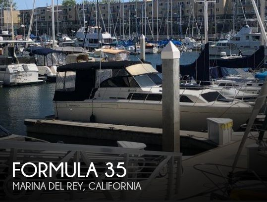 Used Formula 35 Boats For Sale by owner | 1984 Formula 35