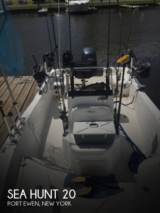 Used Boats For Sale in Albany, New York by owner   2008 Sea Hunt 20