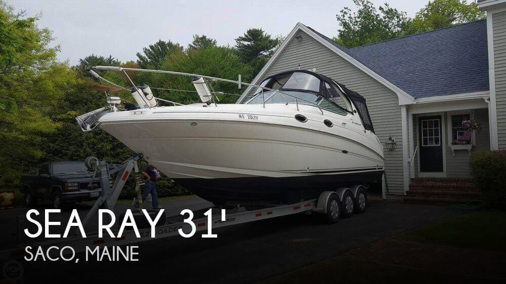 Used Sea Ray 31 Boats For Sale by owner | 2007 Sea Ray 31
