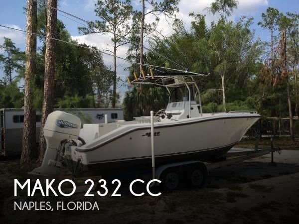 Used MAKO 23 Boats For Sale by owner | 2000 Mako 23