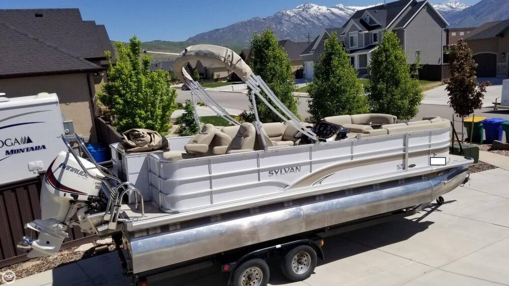 SOLD: Sylvan Mirage 8522 Party Fish LE-R boat in Lehi, UT | 151432