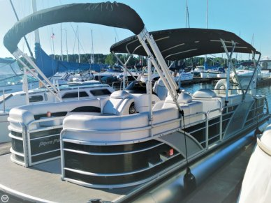 Aqua Patio Godfrey 250 Pontoon, 25', for sale - $42,000