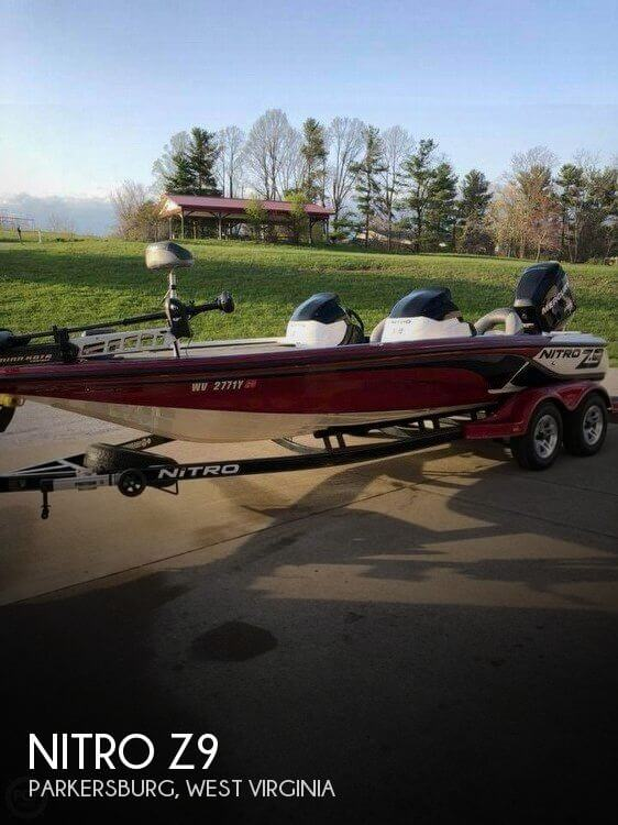Used Boats For Sale in West Virginia by owner | 2012 Nitro 21