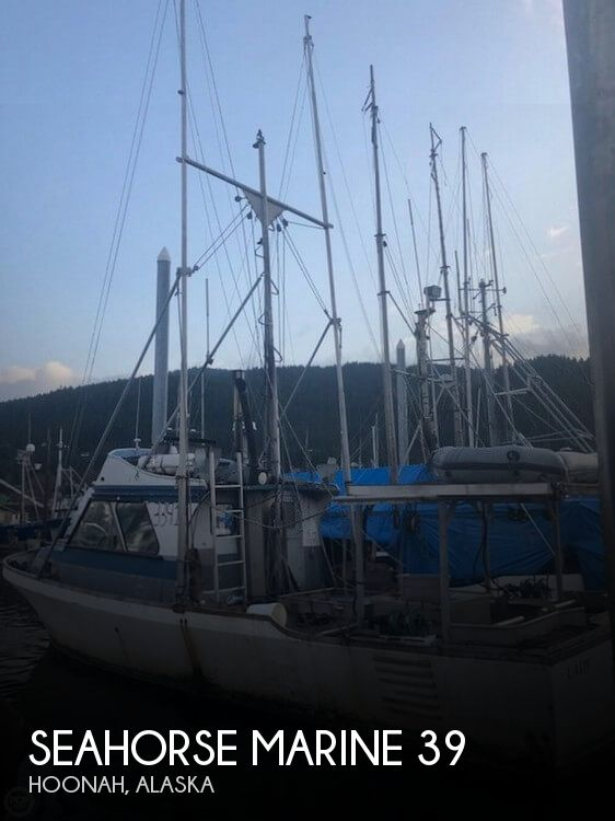 Used Boats For Sale in Alaska by owner | 1977 Seahorse Marine 39