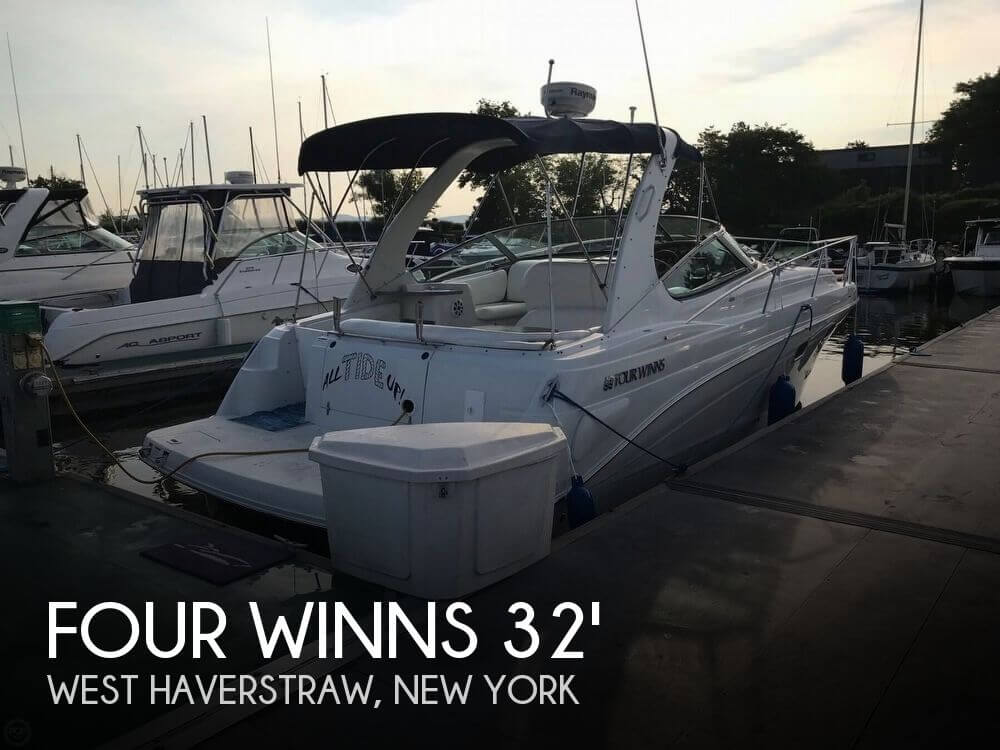Used Four Winns Boats For Sale in New York by owner | 2003 Four Winns 32