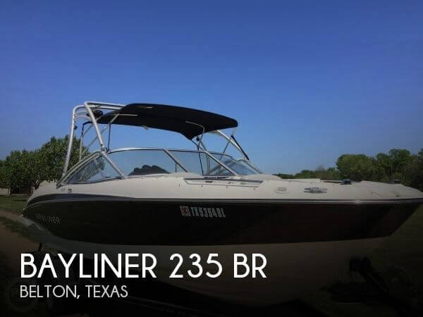 Used Bayliner Boats For Sale in Texas by owner | 2011 Bayliner 22