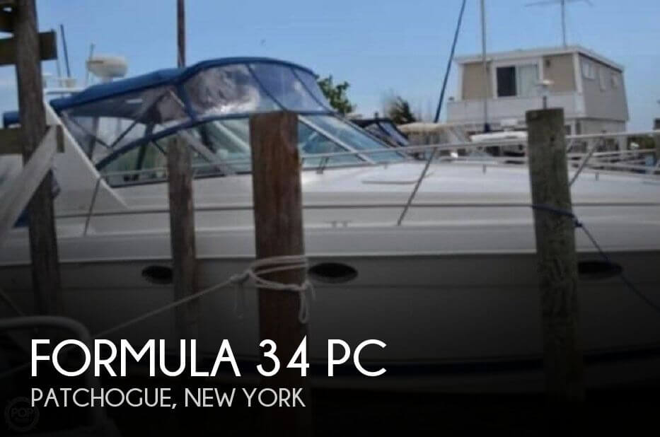 Used Formula Boats For Sale in New York by owner | 2001 Formula 34