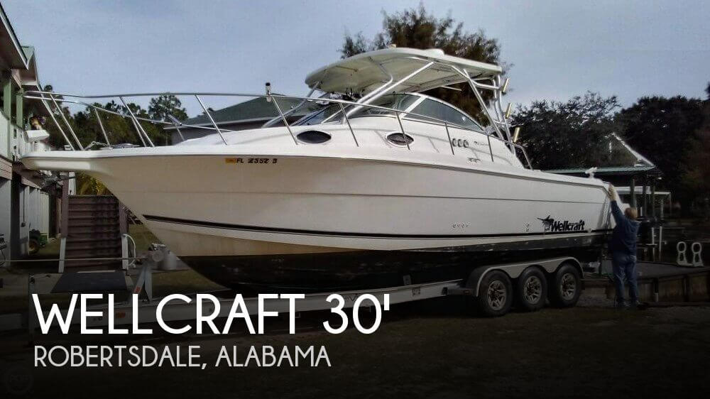 Used Wellcraft 29 Boats For Sale by owner | 2000 Wellcraft 290 Coastal