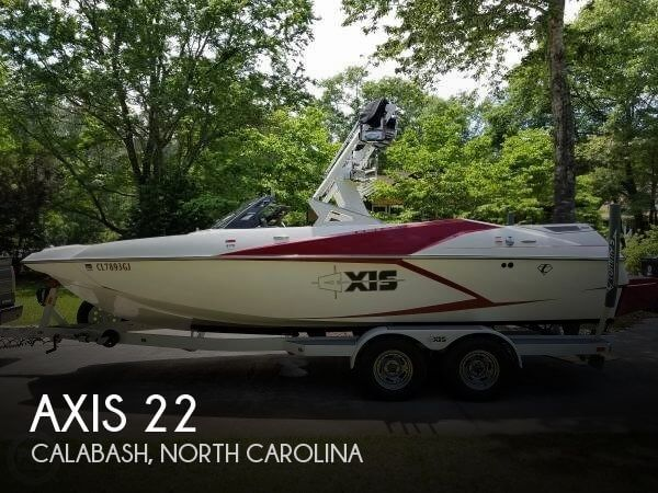 Used Axis Boats For Sale by owner | 2016 Axis 22