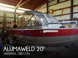 Used Alumacraft Boats For Sale by owner | 2011 Alumaweld 20