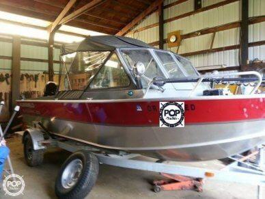 Alumaweld 202 Blackhawk, 22', for sale - $39,395
