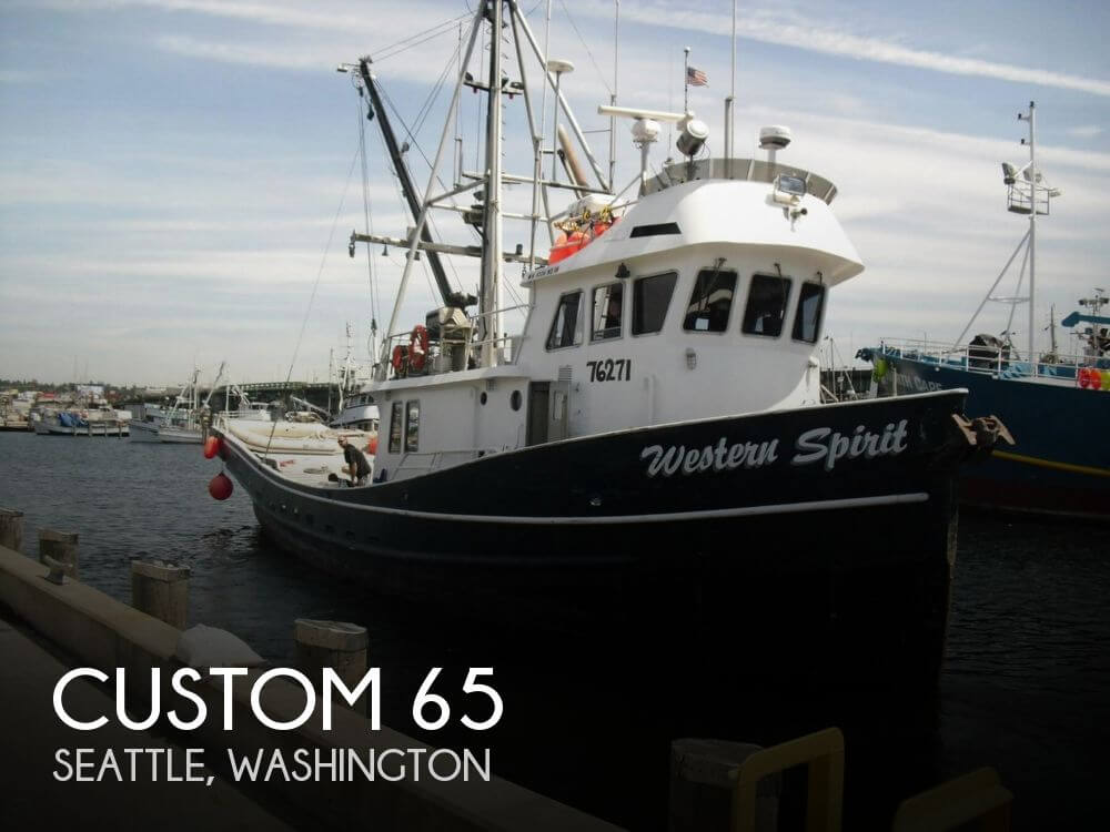 Used Boats For Sale in Bremerton, Washington by owner | 1929 Custom 65